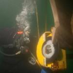 corte hidraulico submarino